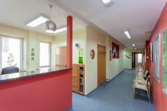 Sala de espera Imagen de archivo libre de regalías