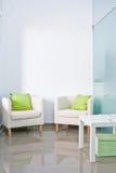 Sala de espera de Brandable Foto de archivo