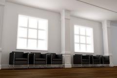 Sala de espera de la elegancia libre illustration