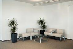 Sala de espera de la oficina Imagen de archivo libre de regalías