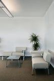 Sala de espera de la oficina Imagen de archivo