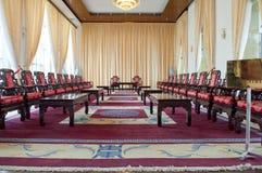 Sala de espera del vice presidente Fotografía de archivo libre de regalías