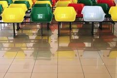 Sala de espera en el aeropuerto Fotos de archivo