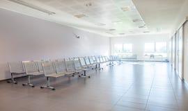 Sala de espera vazia e limpa Imagem de Stock