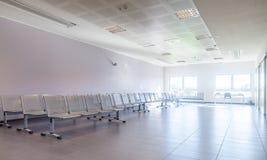 Sala de espera vazia e limpa Fotografia de Stock Royalty Free