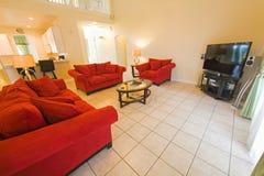 Sala de estar Fotografía de archivo
