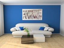 Sala de estar Fotografia de Stock