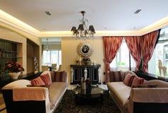 Sala de estar fotos de stock royalty free