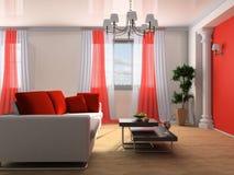 Sala de estar Foto de Stock