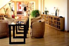 Sala de estar Fotos de archivo libres de regalías