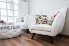 Sala de estar Imagens de Stock