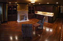 Sala de estar Fotos de archivo