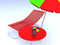 Sala de estar Foto de Stock Royalty Free