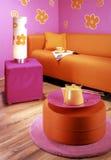 Sala de estar Imagen de archivo libre de regalías