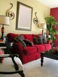 Sala de estar Imagenes de archivo