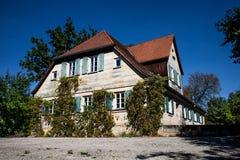 Sala de estar Bayreuth de Walhall imagem de stock