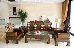 Sala de estar china Fotografía de archivo