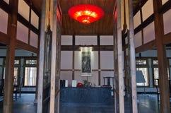 Sala de estar china foto de archivo libre de regalías