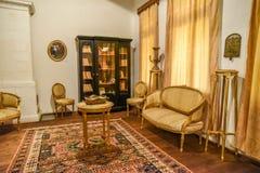 Sala de estar clásica Imagenes de archivo
