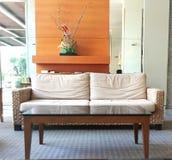 Sala de estar da entrada Imagens de Stock