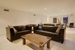 Sala de estar de lujo Imagenes de archivo