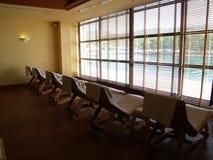 Sala de estar de relaxamento quieta Imagem de Stock Royalty Free