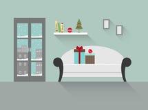 Sala de estar 10 del diseño Imagen de archivo libre de regalías