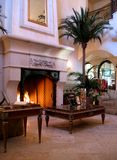 Sala de estar del diseño interior Fotografía de archivo libre de regalías