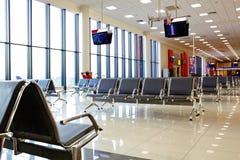 Sala de estar do aeroporto Fotos de Stock Royalty Free