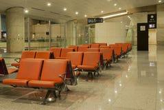 Sala de estar do aeroporto Fotos de Stock