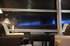Sala de estar do aeroporto Imagens de Stock