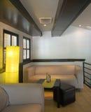 Sala de estar do café Fotografia de Stock