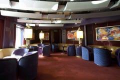Sala de estar do cocktail Imagem de Stock Royalty Free