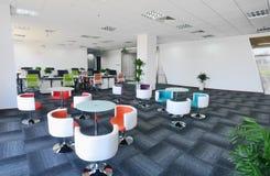 Sala de estar do escritório Fotografia de Stock Royalty Free