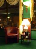 Sala de estar do hotel   Fotografia de Stock