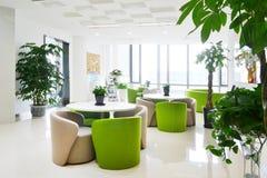 Sala de estar grande do escritório Imagem de Stock