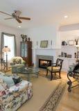 Sala de estar lujosa Imagen de archivo libre de regalías