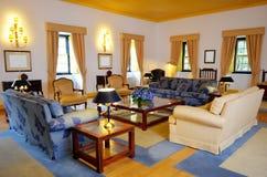Sala de estar luxuosa Fotografia de Stock