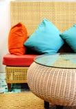 Sala de estar moderna Imagen de archivo