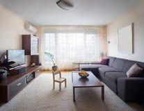 Sala de estar ocasional Fotografía de archivo libre de regalías