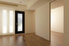 Sala de estar vacía Foto de archivo libre de regalías