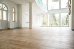 Sala de estar vacía Fotografía de archivo