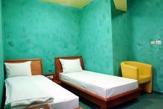Sala de hotel imagem de stock