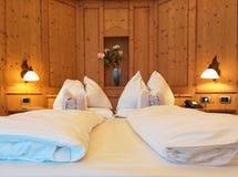 sala de hotel preparada para clientes imagem de stock royalty free