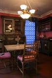A sala de jantar Fotografia de Stock