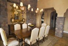 Sala de jantar 2 Fotografia de Stock