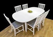 Sala de jantar Imagens de Stock