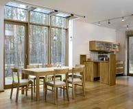 Sala de jantar Foto de Stock