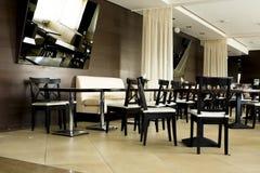 Sala de jantar Fotos de Stock Royalty Free