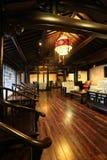 A sala de jantar chinesa Imagens de Stock Royalty Free